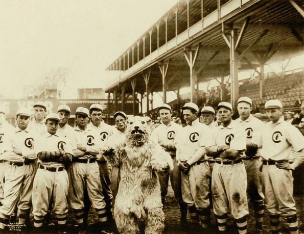 Imagine if the last time you achieved your goal baseball players dressed like this.