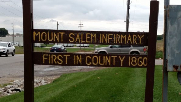 Search for the Mount Salem Infirmary